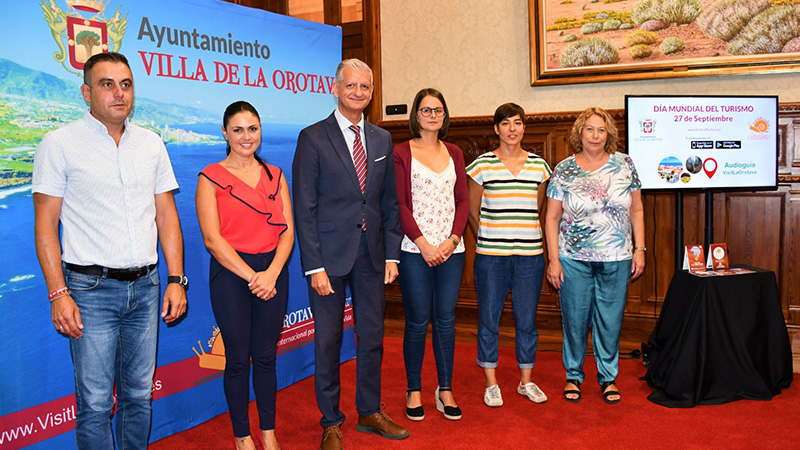 orotava web y app movil